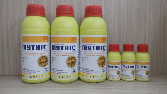 Hóa chất diệt mối Mythic 240 SC