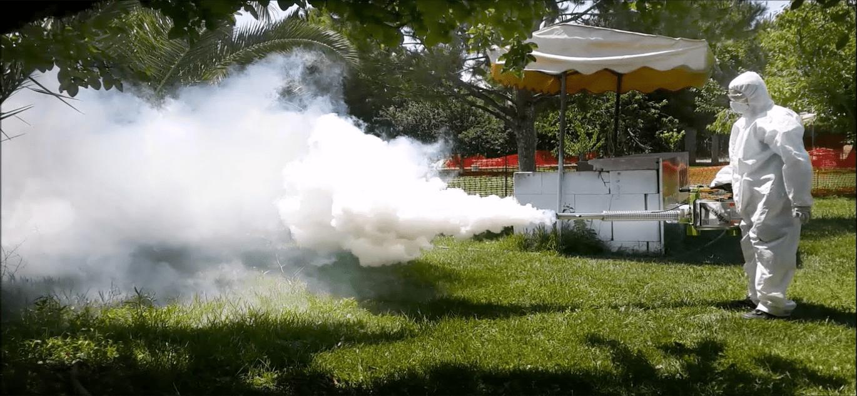 Diệt côn trùng gây hại để bảo vệ cho sức khỏe