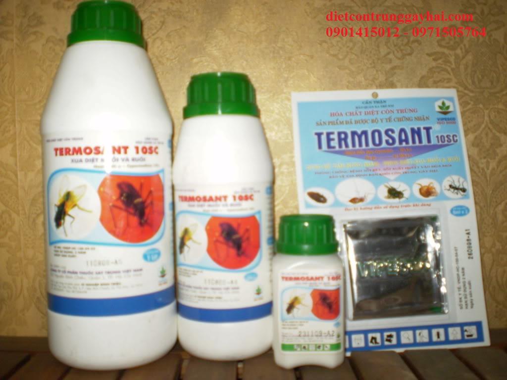 TERMOSANT 10 SC – Thuốc Chuyên Trị Muỗi Xuất Huyết